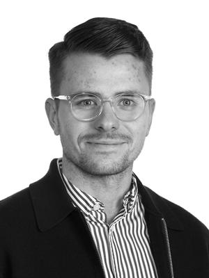 Alexander Olsson portrait image