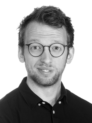 Andreas Andersson portrait image