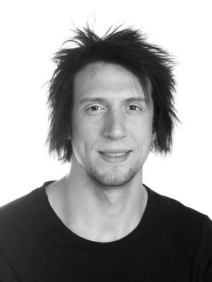 Andreas Nyström portrait image