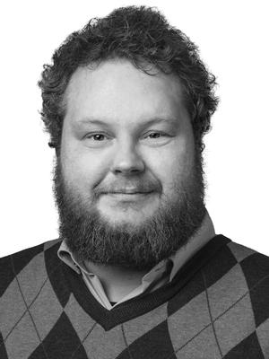 Daniel Waardal portrait image