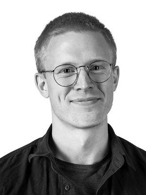 David Johansson portrait image