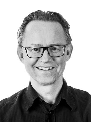 David Tiselius portrait image