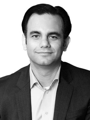 Deniz Yildirim portrait image