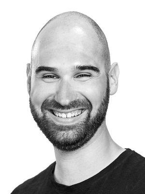 Domen Gabrovšek portrait image