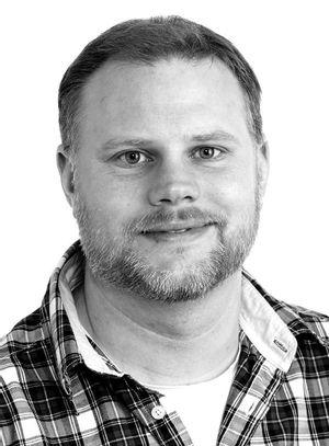 Håkan Haraldsson portrait image
