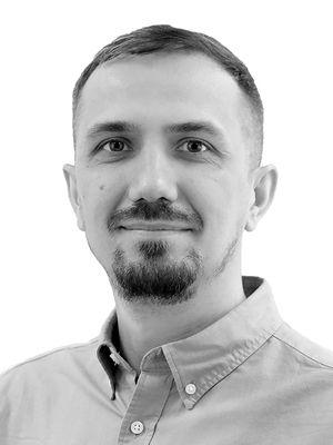 Igor Antipin portrait image