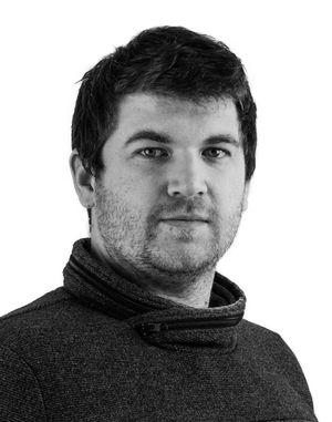Jernej Lipovec portrait image