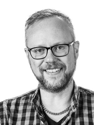 Joakim Lundbeck portrait image