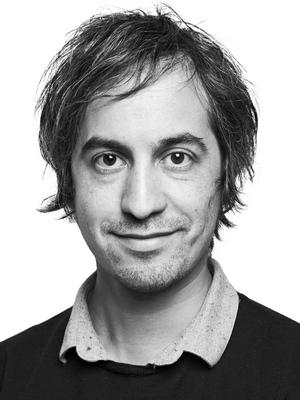 Johannes Borgström portrait image
