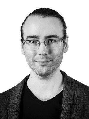 Jonas Ahrens portrait image