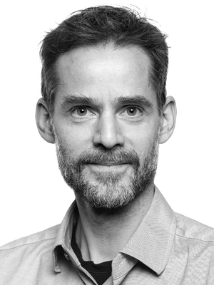 Jonas Beckeman portrait image