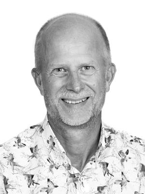 Klas Lindgren portrait image