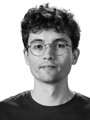 Linus Costa Eriksson portrait image