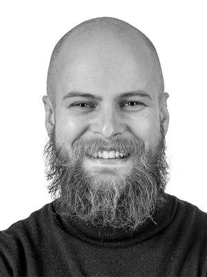 Lucas Stenberg portrait image