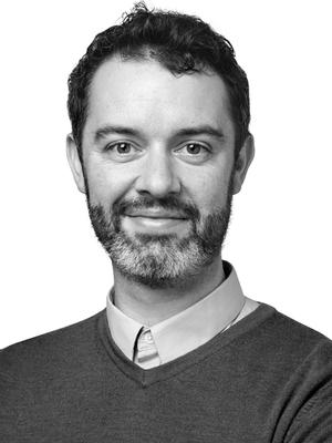 Lukas de Ridder portrait image
