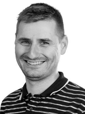 Matej Hočevar portrait image
