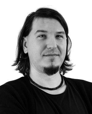 Matija Potočnik Pribošič portrait image