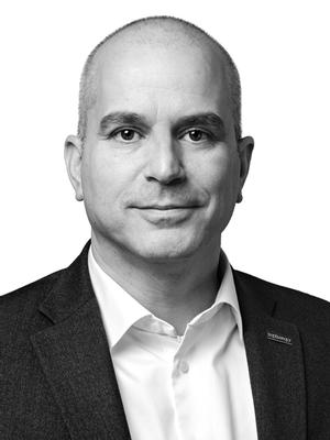 Micael Holmström portrait image