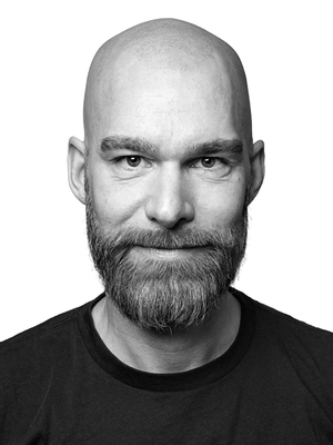 Mikael Borgbrant portrait image