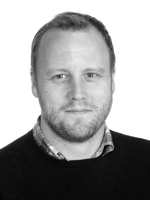 Ola Andersson portrait image