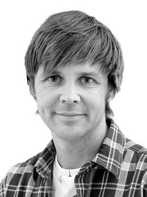 Örjan Sjöholm portrait image