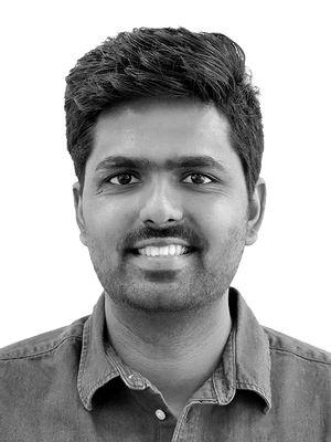 Praveenkumar Valavan portrait image