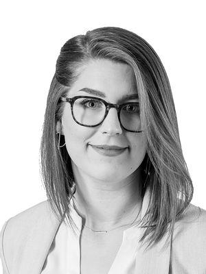 Sarah Thorén portrait image