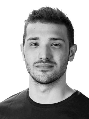 Stefan Miodrag portrait image