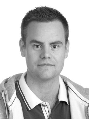 Stefan Nilsson portrait image