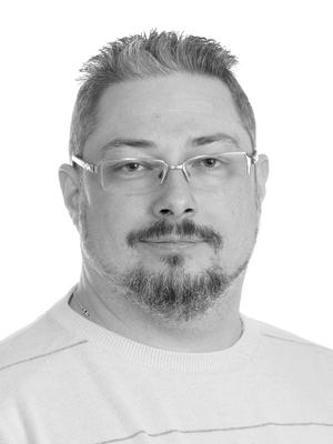 Thomas Cronholm portrait image