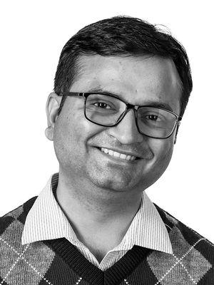 Uday Pratap Singh portrait image